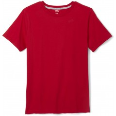 French Toast round neck red t-shirt