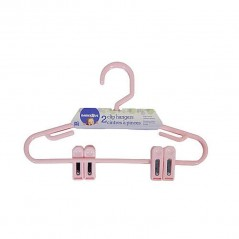Babies R Us - 2-Pack Clip Hangers – Pink - R Exclusive