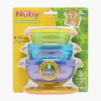 Nuby Stackable Suction..