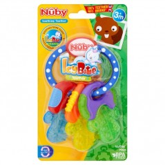 Nuby Icy Bite Keys