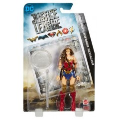DC Justice League Wonder Woman 3+