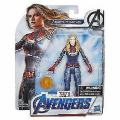 Captain Marvel Avengers 4+