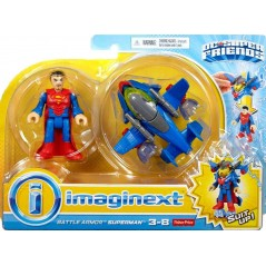 Fisher Price DC Super Friends Imaginext Battle Arm
