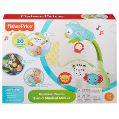 Fisher Price 3-in-1 Musical Mobile