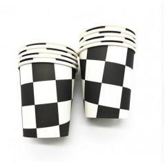 Race car theme Party cup