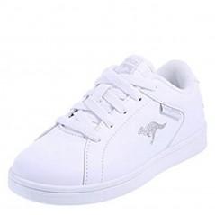 Kangaroos White Sneakers