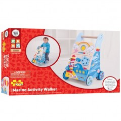 Big jigs marine activity walker