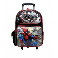 Amazing Spiderman Rolling Backpack
