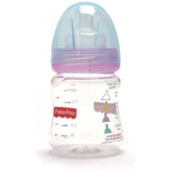 Fisher Price 125ml Wide Neck Anti Colic Bottle
