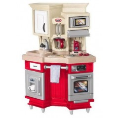 Little Tikes Super Chef Kitchen Red
