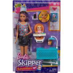 Barbie Babysitters Inc. Playset Asst