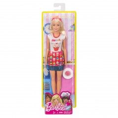 Barbie Bakery Chef Doll