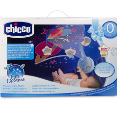 Chicco First Dreams Magic Star Cot Mobile