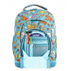 J World Lollipop Rolling Backpack