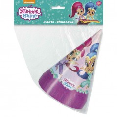 Shimmer and Shine 8 Hats