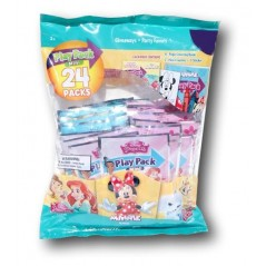 Disney Play Pack Mini Packs - 24 Pcs