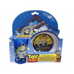 Disney Toy Story 3-Piece Meal Time Set