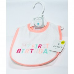 Carter's Baby Little Collections Bib