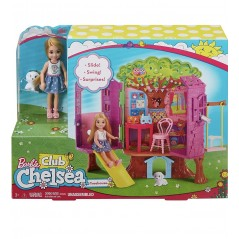 Barbie Club Chelsea Tree house playset
