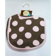 Carter's Little Layette Bibs - 3 Pack
