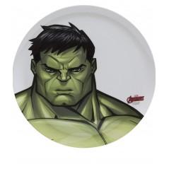 Avengers Incredible Hulk Dinnerware Plate